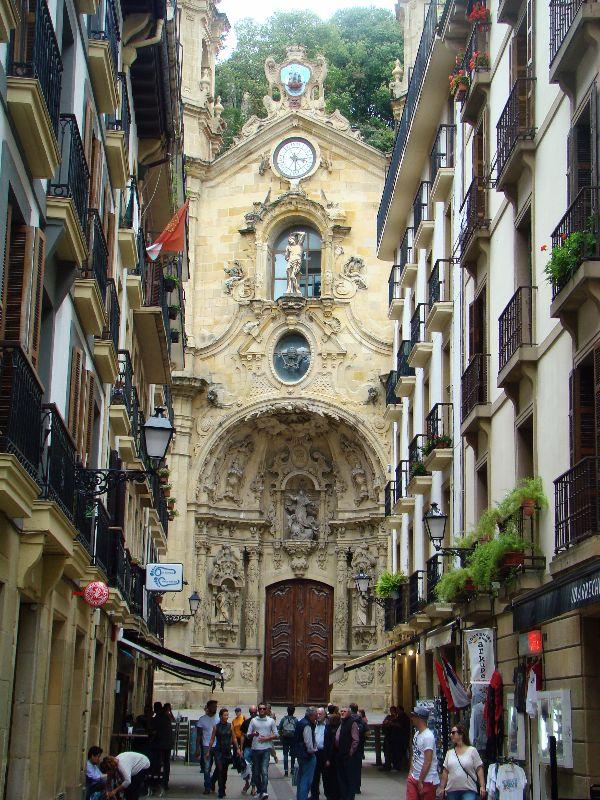 San sebastian capitale de la gastronomie basque espagnole - Office de tourisme san sebastian espagne ...