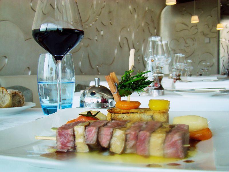 Restaurant gastronomique Les Trois Dômes Sofitel Lyon Bellecour - DR Melle Bon Plan 2015