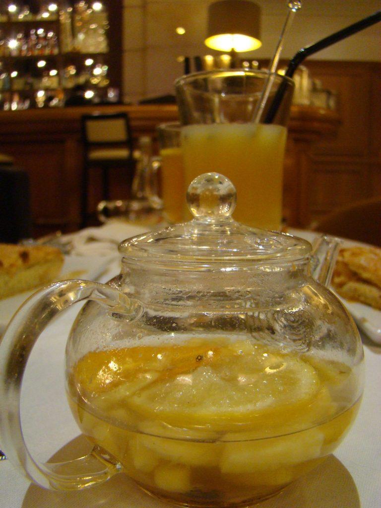 cocktails détox miel Marriott Champs Elysées - DR Melle Bon plan 2016