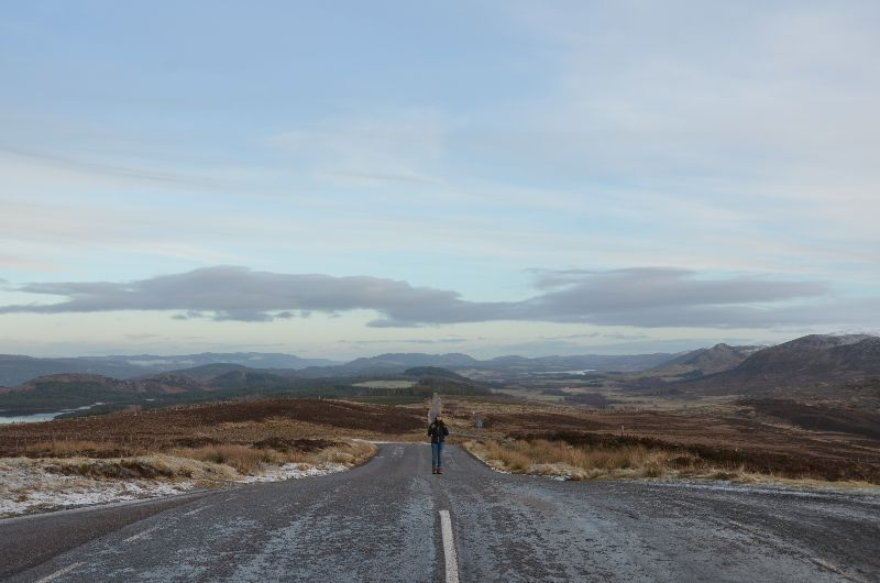 randonnée mont Suidhe chuimen Inverness - DR Hello Valentine 2016