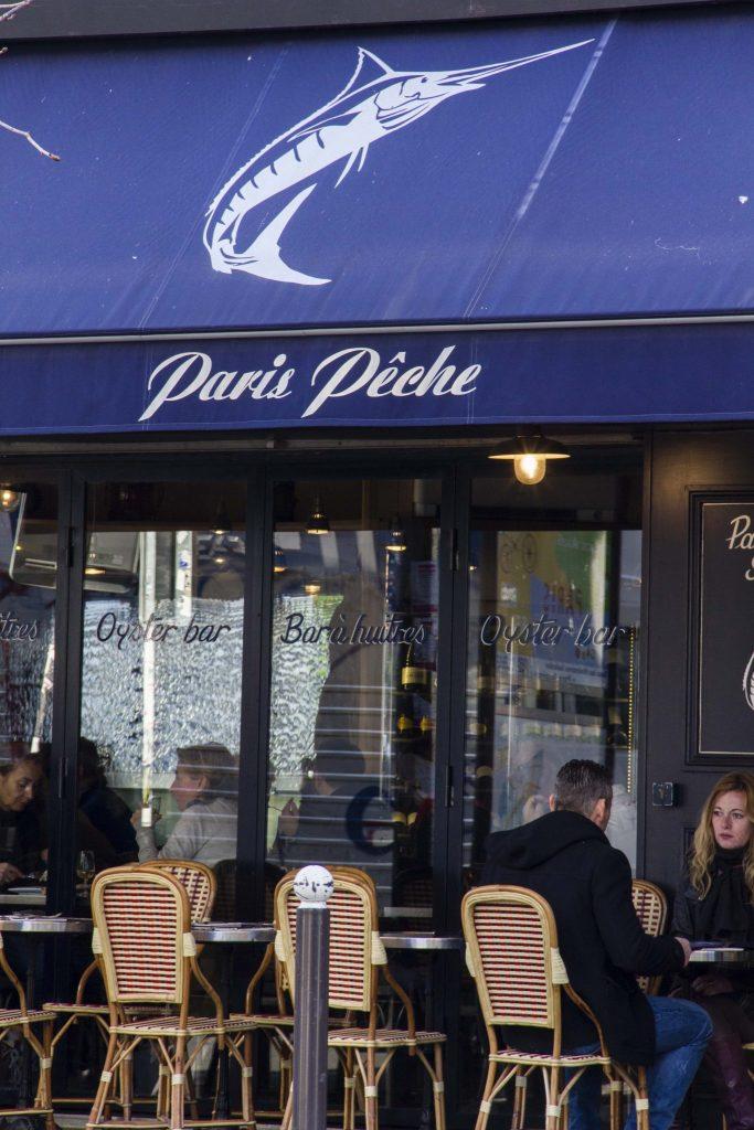 Sea Bar Paris Peche - DR Nicolas Diolez 2015