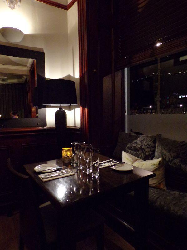 River House restaurant Inverness Ecosse - DR Melle Bon Plan 2016