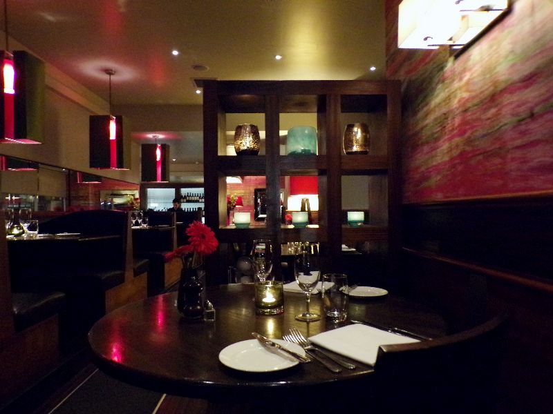 Rocpool restaurant Inverness - DR Melle Bon Plan 2016