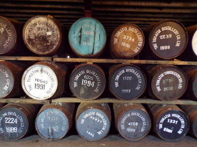 whisky Tomatin Inverness Ecosse - DR Melle Bon Plan 2016