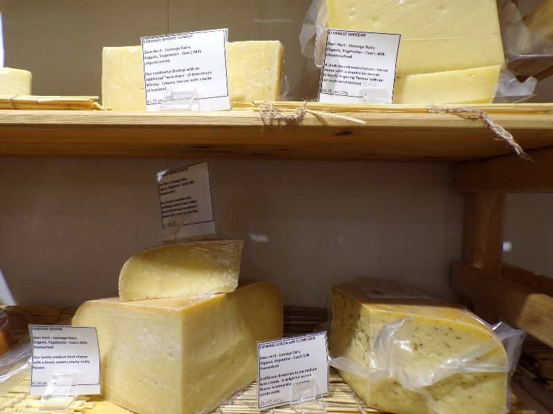 The Cheese Pantry Inverness - DR Melle Bon Plan 2016