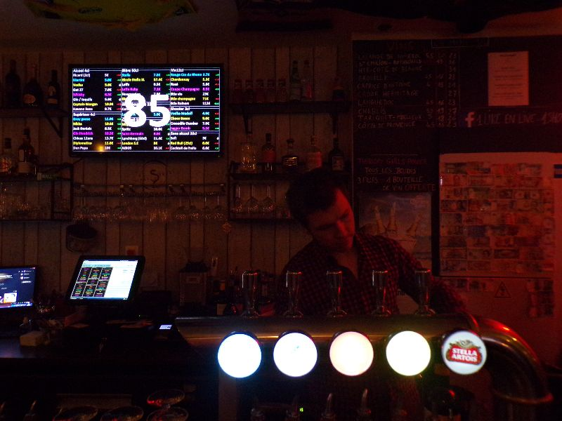 Wall Street Bar Paris - DR Melle Bon Plan 2016