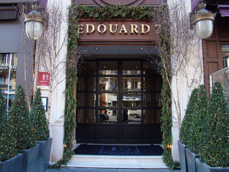 Mon d jeuner l h tel edouard 7 mademoiselle bon plan for Bon plan hotel paris