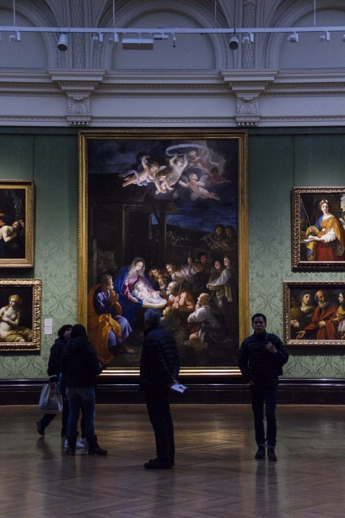 National Gallery Londres - DR Nicolas Diolez 2016