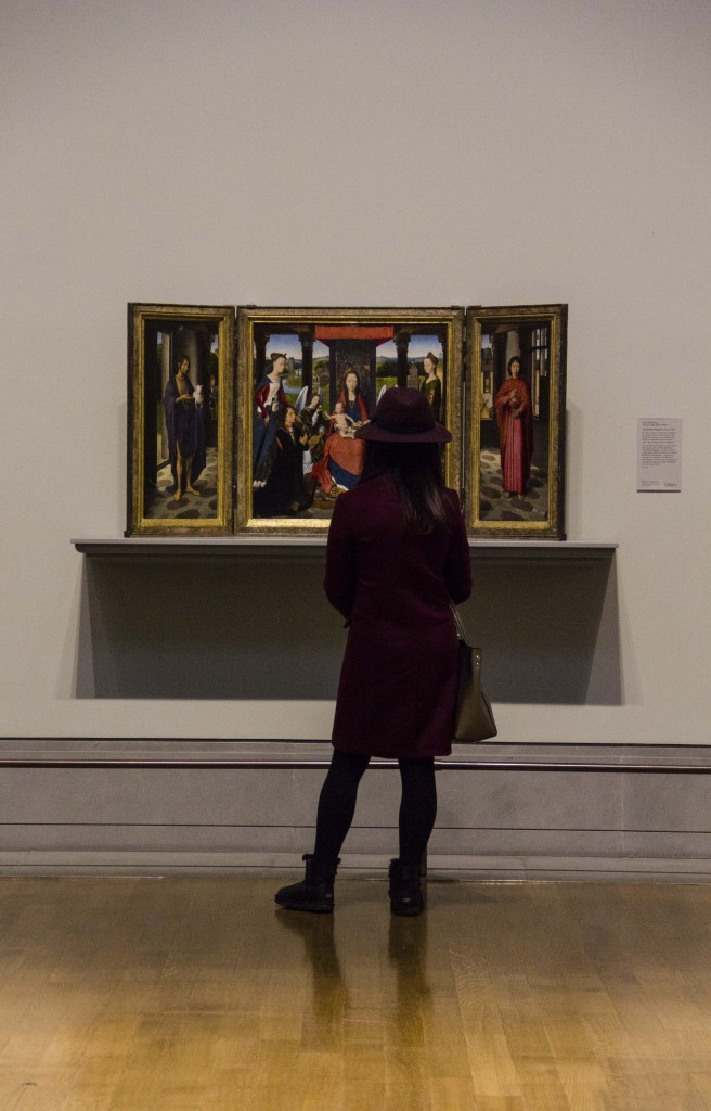 National Gallery Londres - DR Nicolas Diolez 2016