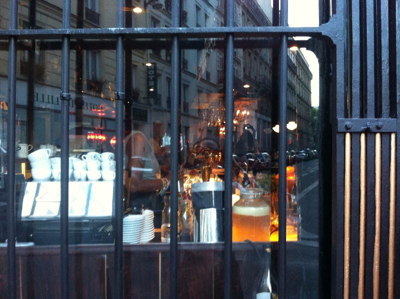 LA GRILLE bar Paris