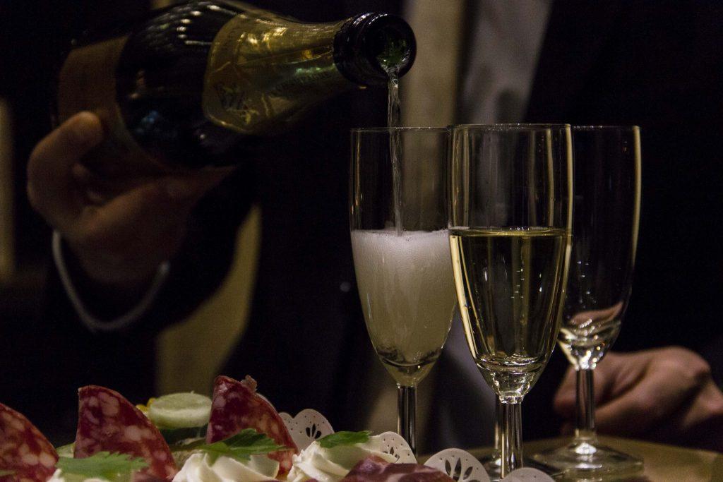Bar à champagne Hôtel Les bulles - DR Nicolas Diolez 2015