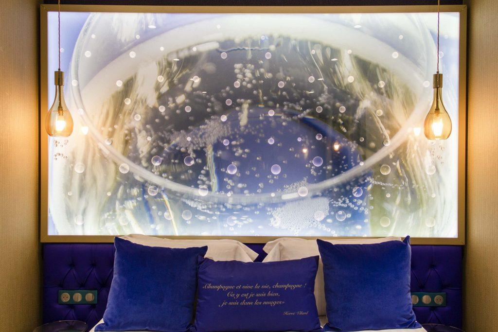 Hôtel Les bulles - DR Nicolas Diolez 2015
