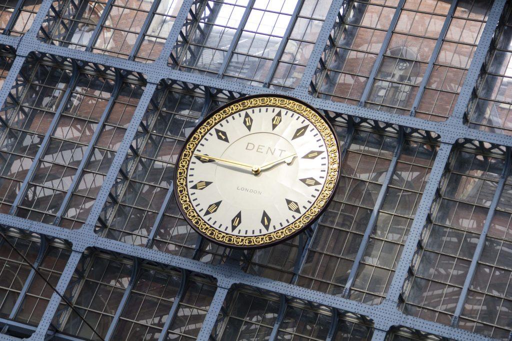 Gare Saint Pancras London - DR Nicolas Diolez 2016
