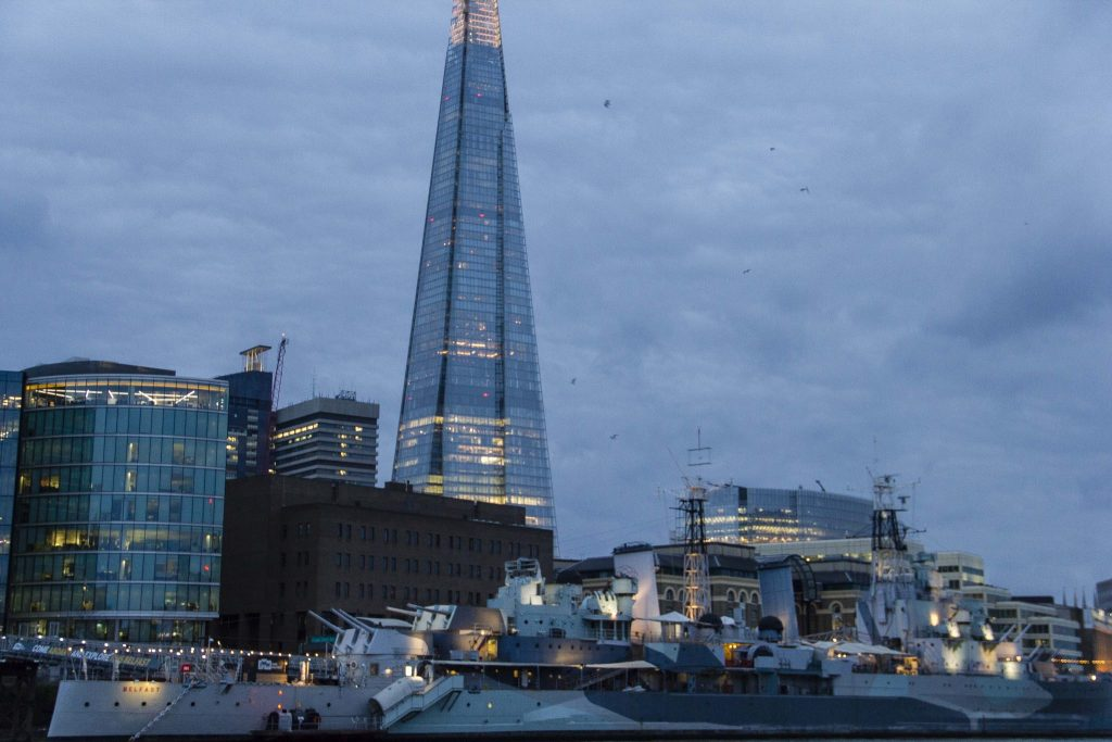 The View of the Shard Londres - DR Nicolas Diolez 2016