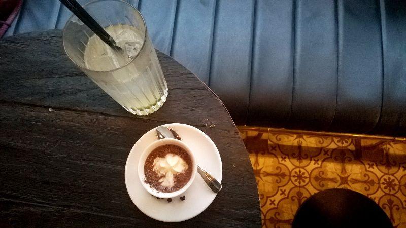 Bar La Grille Paris - DR Melle Bon Plan 2015