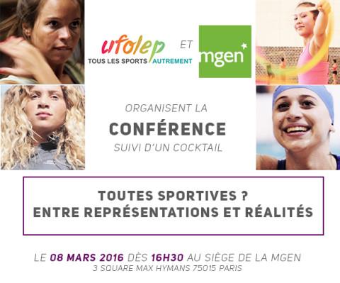 Journée de la femme 2016 conférence MGEN