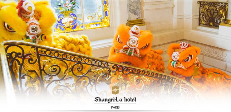 Shangri-La Hotel nouvel an chinois