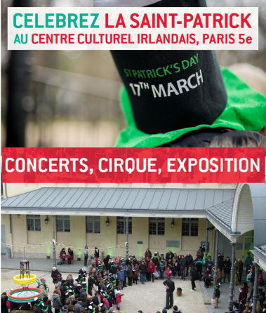 Saint Patrick CCI Paris 2016