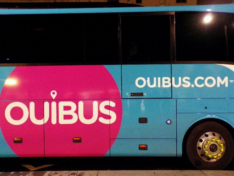 OuiBus Paris Londres - DR Melle Bon Plan 2016