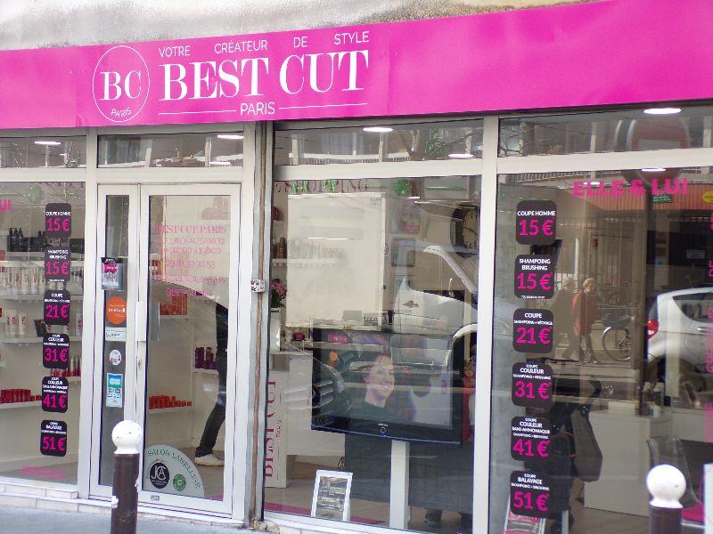 Best Cut Paris - DR Melle Bon Plan 2016