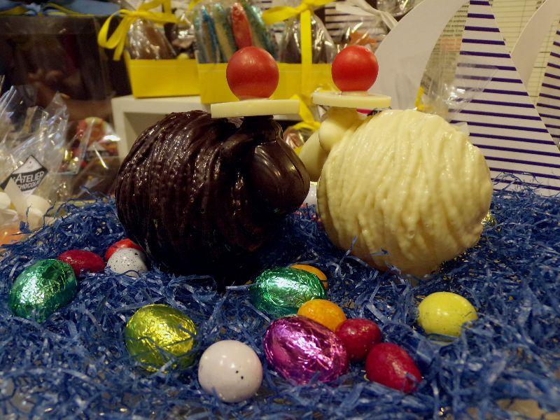 Pâques Atelier du Chocolat - DR Melle Bon Plan 2016