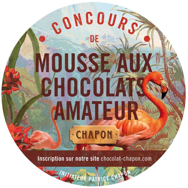 stickers_concours Mousse au chocolat amateur