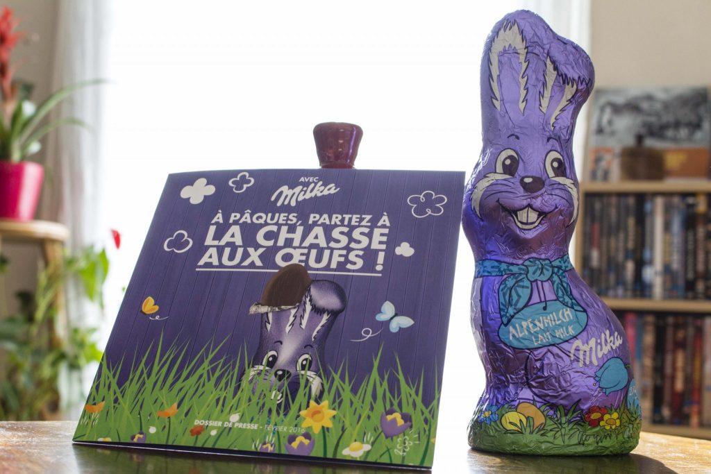 Chocolat Milka Pâques - DR Nicolas Diolez 2016