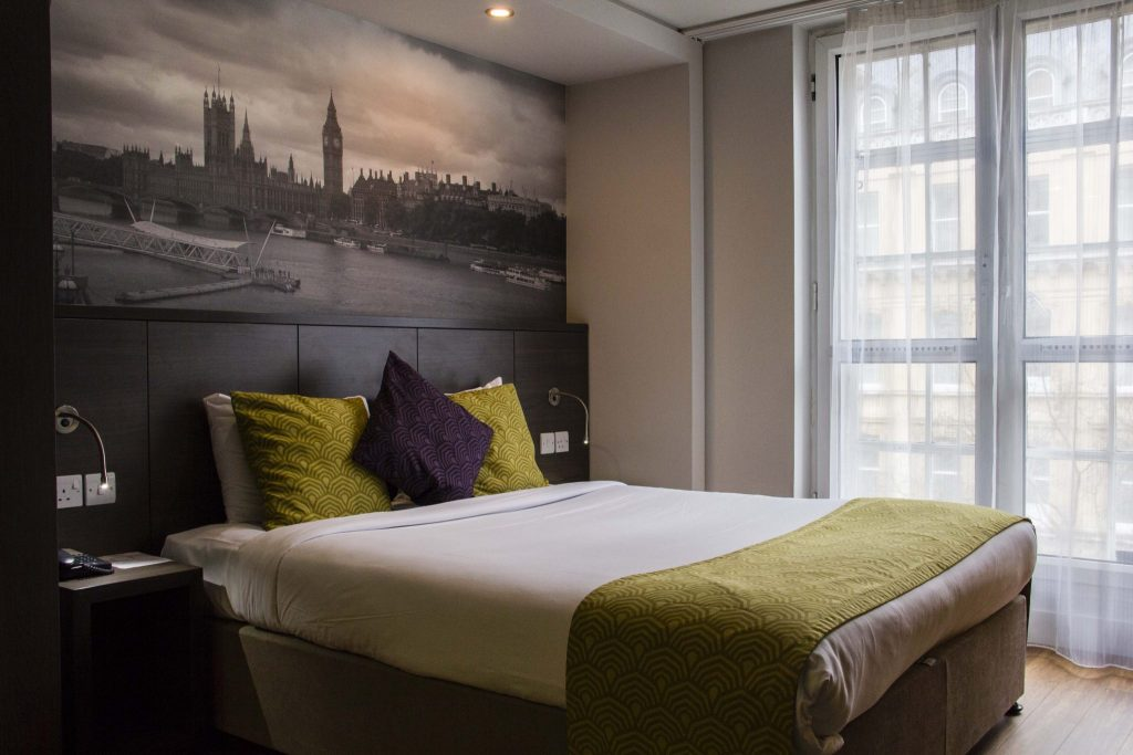 Mes h tels londres mademoiselle bon plan for Appart hotel londres