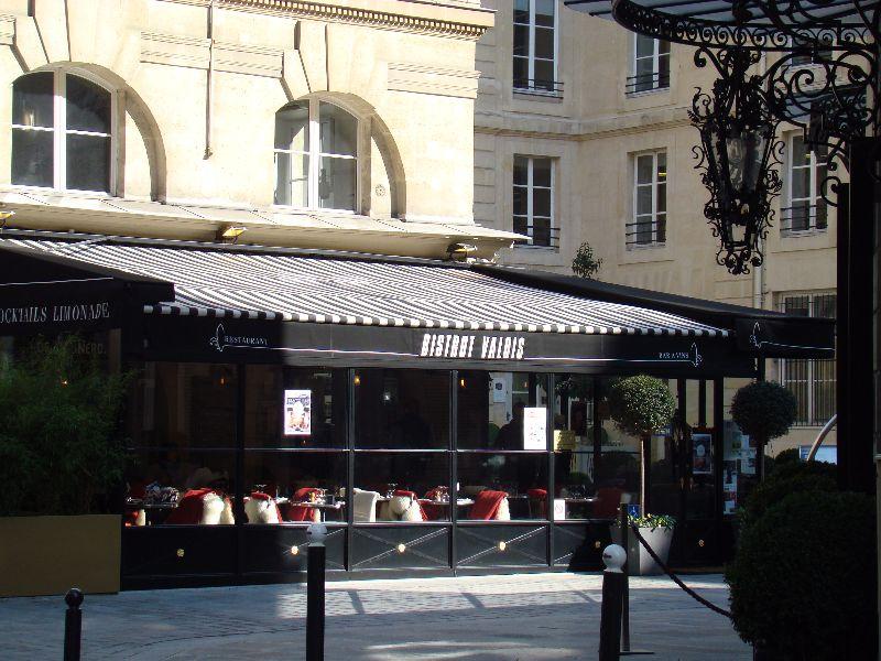 Le Bistrot Valois Paris - DR Melle Bon Plan