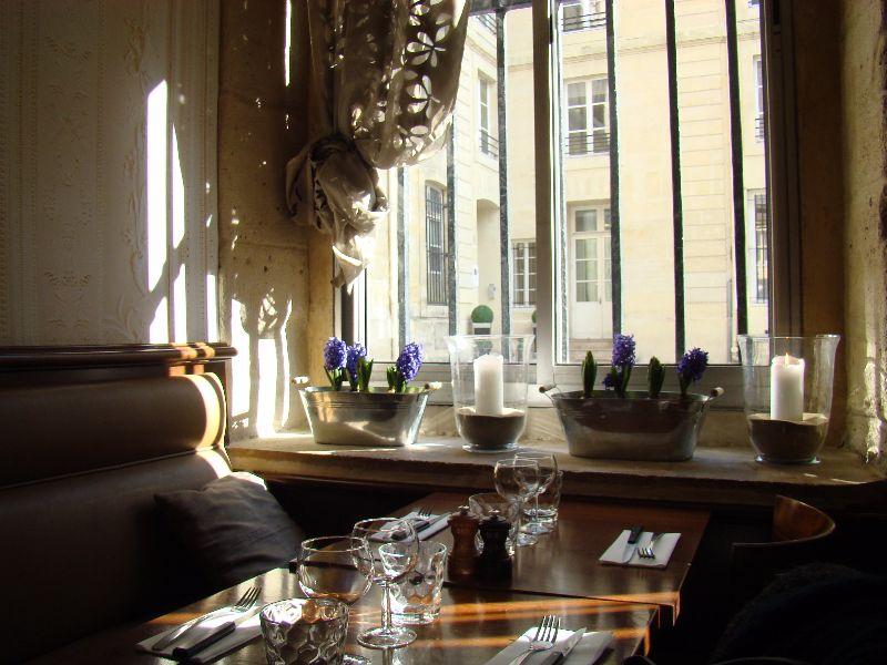 Le Bistrot Valois Paris - DR Melle Bon Plan 2016