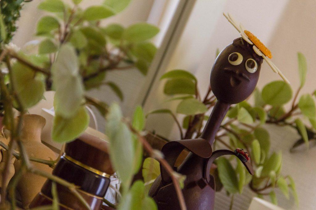 Pâques frère pâquerette Maison du Chocolat - DR Nicolas Diolez 2016