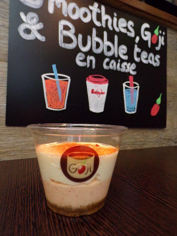 The Goji Bar Paris - DR Melle Bon Plan 2016