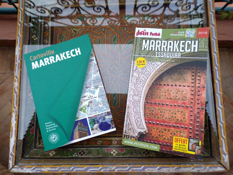 Guides Marrakech - DR Melle Bon Plan 2016
