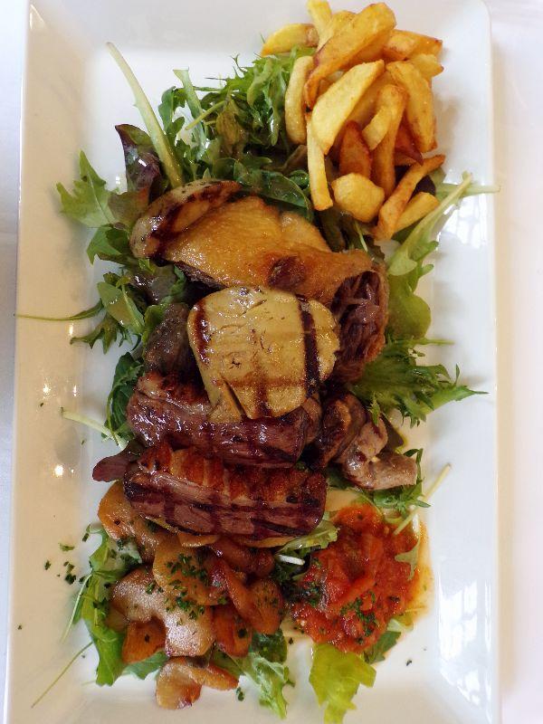 Hotel Restaurant du Commerce Landes - DR Melle Bon Plan 2016