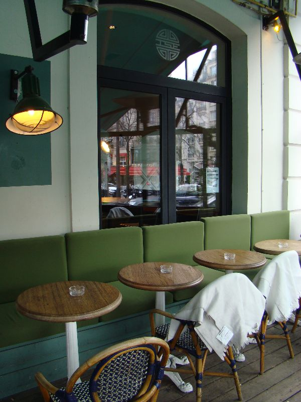 Brasserie d'Auteuil Paris - DR Melle Bon Plan 2016