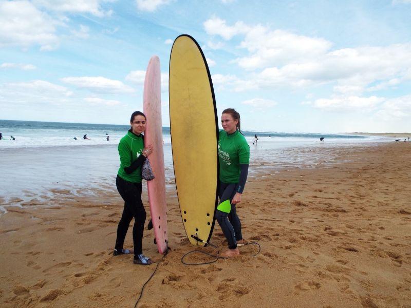 Surf Plage Hossegor Landes - DR Melle Bon Plan 2016