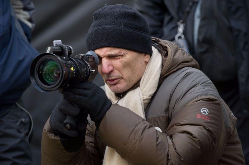 David Chase credits Barry Wetcher Paramount Vantage