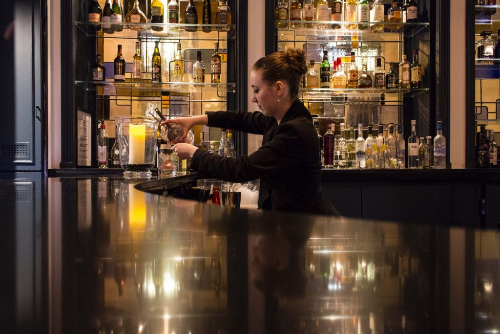 Bar Hôtel Edouard 7 - DR Nicolas Diolez 2016