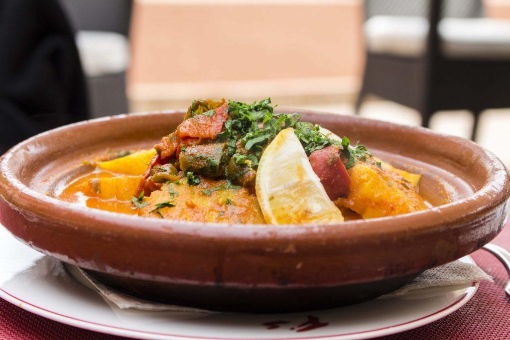 Restaurant Fouquet's Naoura Marrakech - DR Nicolas Diolez 2016