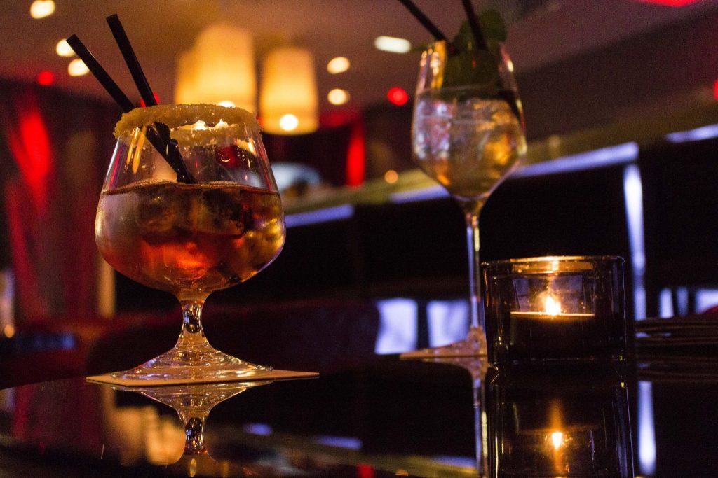Cocktails Sassy Hôtel Renaissance Arc de Triomphe - DR Nicolas Diolez 2016