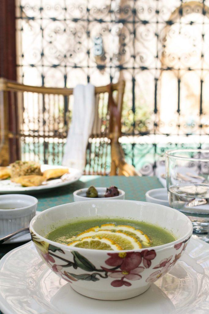 Riad Restaurant la table du Palais Marrakech - DR Nicolas Diolez 2016