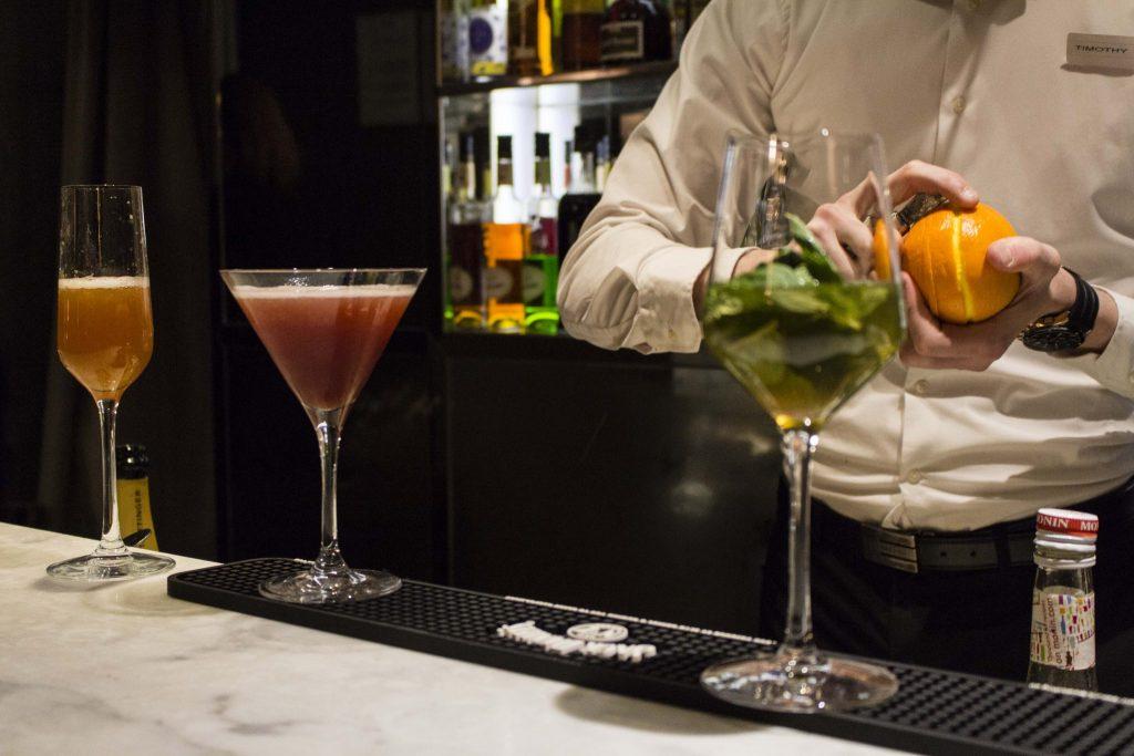 Cocktails Hôtel de Sers - DR Nicolas Diolez 2016