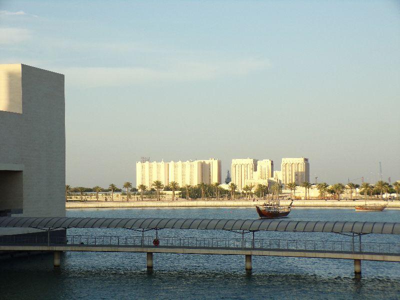 Baie de Doha Qatar - DR Melle Bon Plan 2016