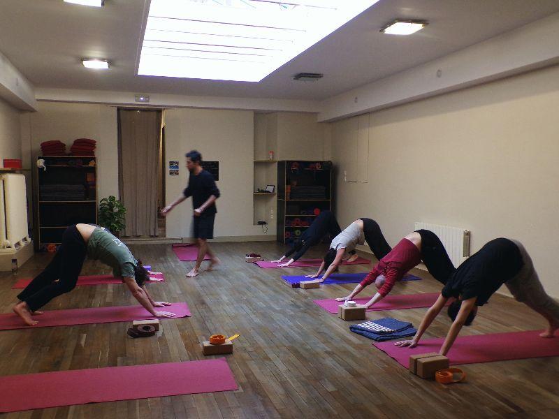 Cours Adityam Yoga - DR Melle Bon Plan 2016