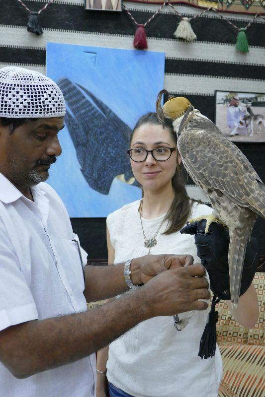 Magasin de Fauconnerie Souq Waqif Doha Qatar - DR Melle Bon Plan 2016