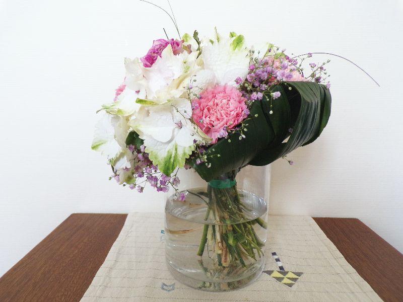 Bouquet Le Jardin des Fleurs - DR Melle Bon Plan 2016