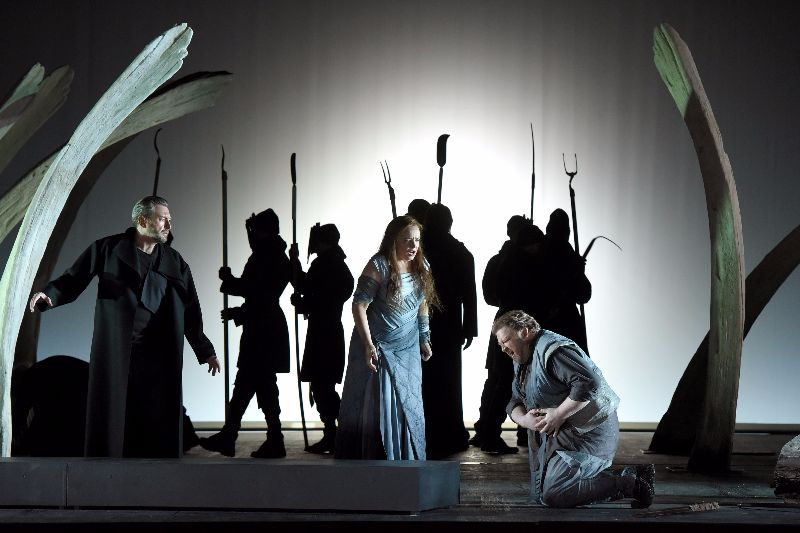 TRISTAN ET ISOLDE - crédit Photo : Vincent PONTET
