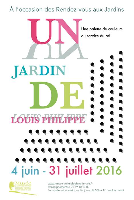 Un Jardin de Louis Philippe MAN 2016