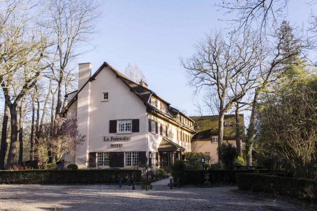 Hotel Cazaudehore La Forestière Saint-Germain-en-Laye - DR Nicolas Diolez 2016