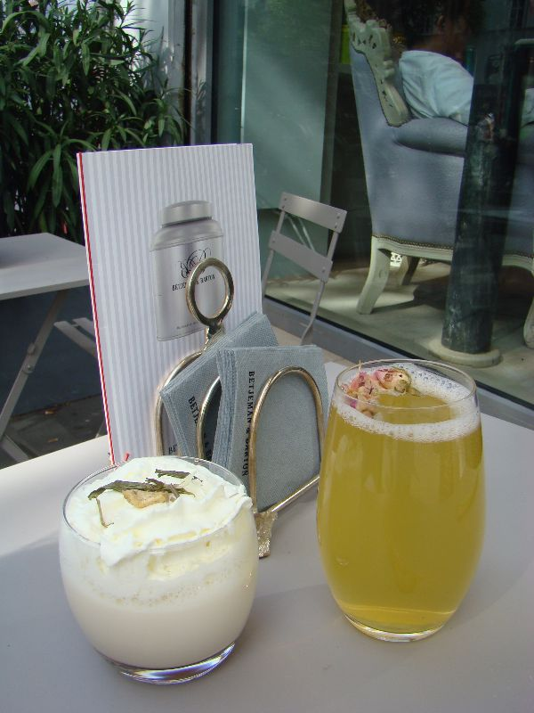Bar à thé Betjeman et Barton - DR Melle Bon Plan